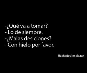 decision, frases, and quote image