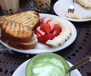 breakfast, fruit, and breakfast ideas image