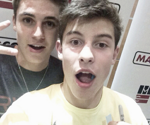 shawn mendes, magcon, and sam wilkinson image