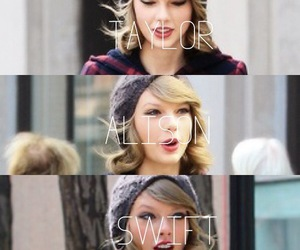 Taylor Swift, pretty, and taylor alison swift image