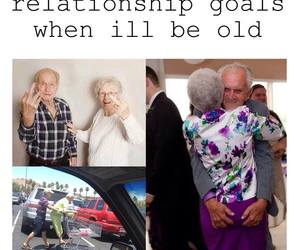 funny, goals, and relationship goals image