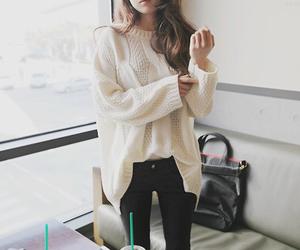 girl, style, and ulzzang image