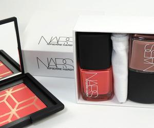 nars, makeup, and nail polish image