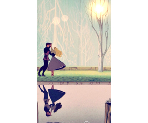 couples, sleeping beauty, and wallpaper image