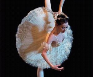 ballet, beuty, and dance image