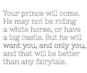 prince, love, and princess image