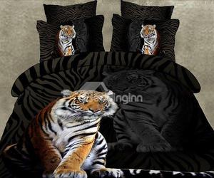 3d animal print bedding, best selling online, and animal print bedding image