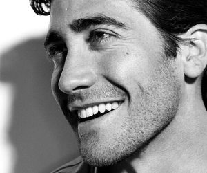 jake gyllenhaal, smile, and Hot image