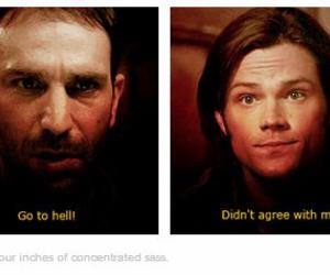 Sam and supernatural image