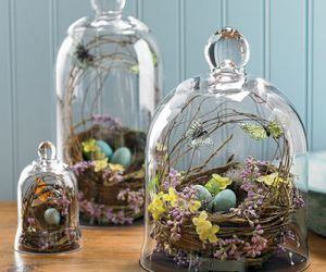 easter, eggs, and vintage image