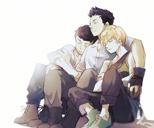 Minho, thomas, and newt image