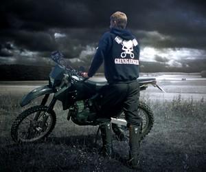 boy, motocross, and motors image