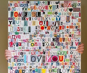 love, diy, and I Love You image