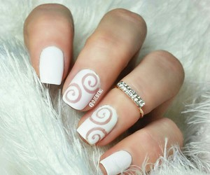 nails, white, and like image