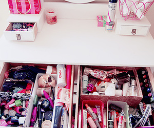 geil, makeup, and pink image