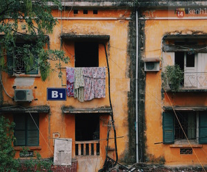 hanoi, house, and photography image