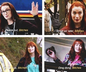 bitches and supernatural image