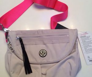 athletic, lululemon, and bag image