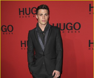 abs, hot guys, and colton haynes image