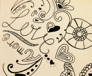disegni, drawing, and hobbie image