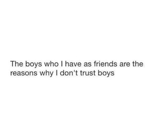 boy, trust, and friends image