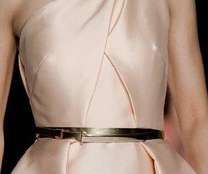 beautiful, fashion, and peach image