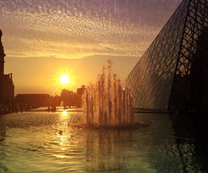 france, french, and louvre image