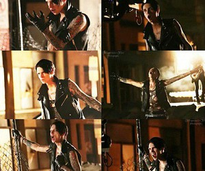 bvb, andy biersack, and heart of fire image