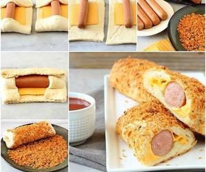 food, diy, and cheese image