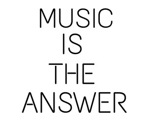 music and answer image