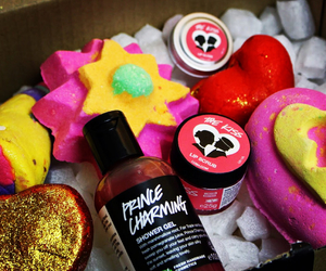 bloggers, heart, and lush image