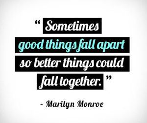 Marilyn Monroe, quote, and marilyn image