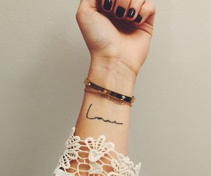 inspo, tattoo, and love image