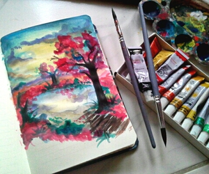 paint, art, and draw image