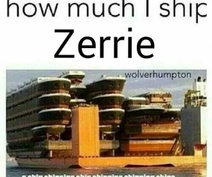 ships, fandoms, and zayn malik image