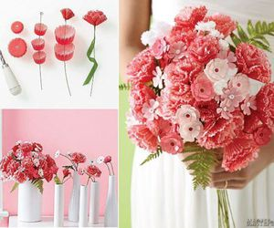 flowers, diy, and ideas image