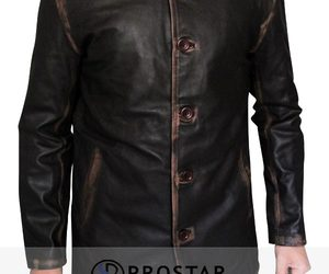 clothing, fashion, and leatherjacket image