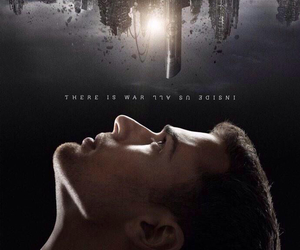 insurgent, four, and theo james image