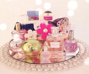 perfume and girly image