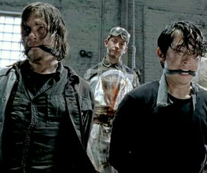 the walking dead, terminus, and season 5 image