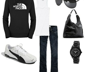 outfit, outfit casual, and cute outfit image