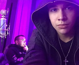 boy and austin mahone image