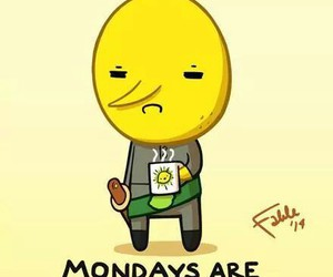 adventure time, monday, and unacceptable image