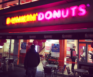 berlin, donuts, and dunkin' donuts image