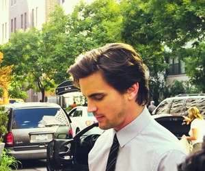 white collar and christian grey image