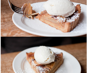 cream, food, and food photography image