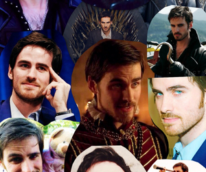 captain hook, colin o'donoghue, and captain dreamy image