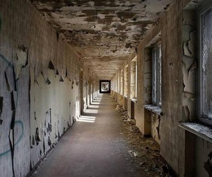 abandoned, building, and germany image