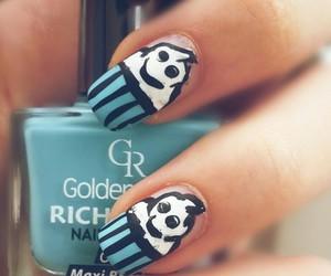 cupcake, nail art, and nail polish image