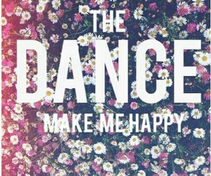 dance, happy, and dancer image